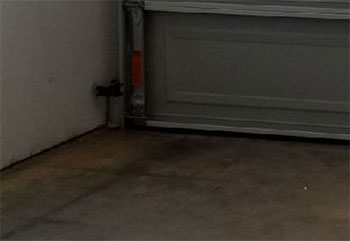 Sensor Alignment By Garage Door Repair Oak Park